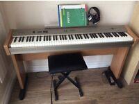 Digital piano gear4music PDP 220