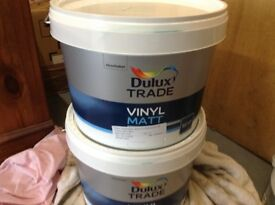 Dulux Trade Matt Emulsion