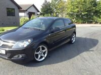 2010 Vauxhall Astra 1.8 Sri 3 door sports hatch