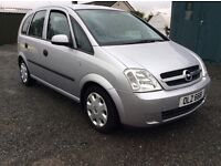 2005 Meriva 1.6 mot full year fully serviced very good condition cookstown