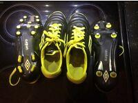 Umbro football boots