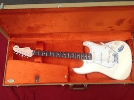 Fender USA Jeff Beck Artist Series Stratocaster 2015 for sale or possible trade