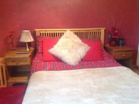 Large Double Room In Family Home For Weekdays Rental Only