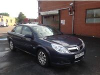 2006 Vauxhall Vectra Automatic Low Miles with history and mot
