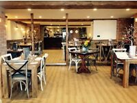Sous chef, chef de Partie, commis chef positions for a beautiful seafood and grill restaurant