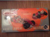 New Meccano design advanced: 2 models