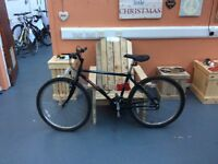 Trek Antelope, Black Men's Mountain Bike.