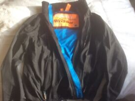 Superdry wind hiker coat.Perfect condition as my son has grown out of.