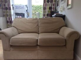 2 x2 seater sofas Marks and Spencer (fire safety regulations 1988)