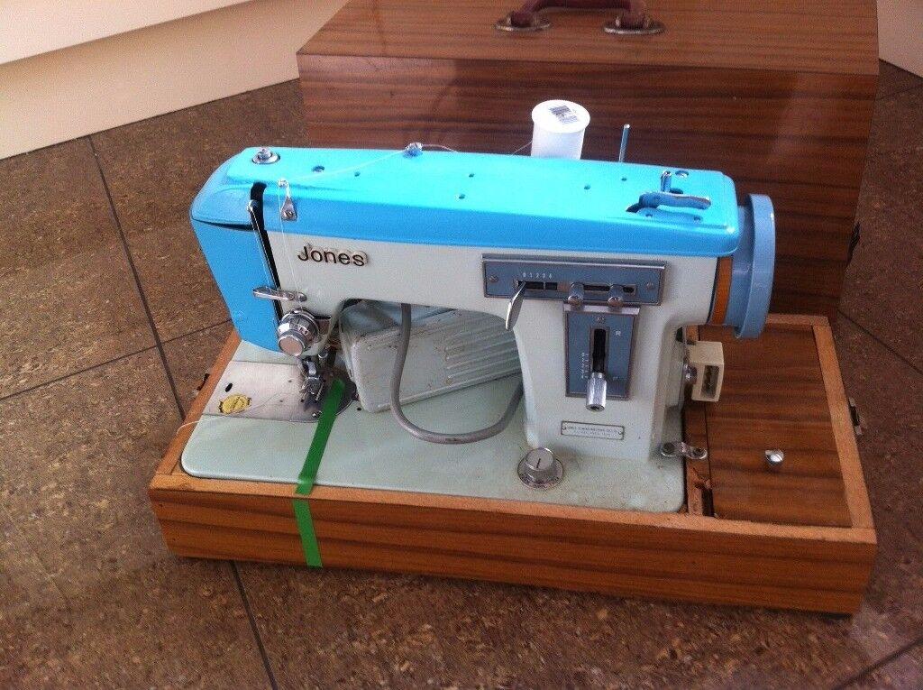 Vintage Jones Sewing Machine In Liverpool Merseyside Gumtree Classy Jones Sewing Machine