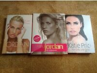 Katie Price autobiographies