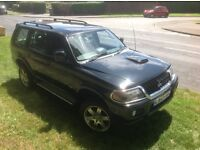 Mitsubishi Shogun Sport 2.5 TD Warrior 5dr Man 2004 (53 Reg) Finance Arranged