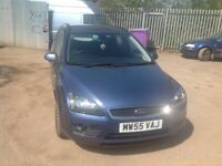 Ford Focus 1.6 tdci estate 2005