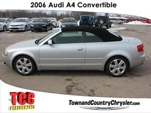 2006 Audi A4 1.8T **Leather, Nav and much more!!!!