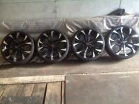 "Audi 20""WOLFRACE Assassin Alloy Wheels"