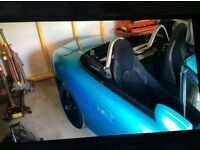 Mazda Mx5 breaking for spares