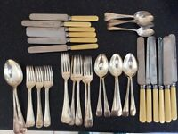 1950s set of Cutlery in excellent condition