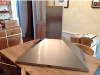 Larger stainless steel cooker hood - MUST go by Friday