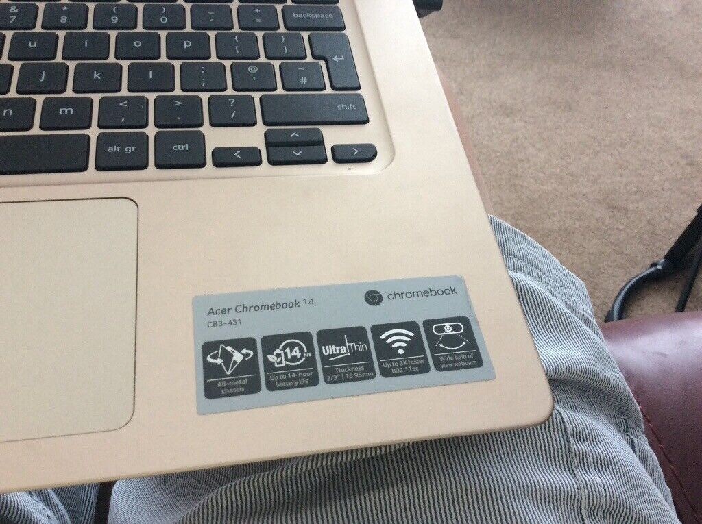 Acer chromebook 14 | in Glenrothes, Fife | Gumtree