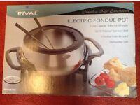 Electric Fondue Set