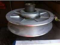 Berges variable speed pulley