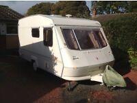 Elddis 420/4 caravan 1996 4 berth