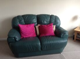 Two 2 Seater Sofas very good condition, from none smoking home,Tel 07905528388