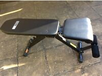 Pro Fitness training bench