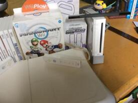 Nintendo wii complete package