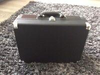 Akai suitcase portable record player