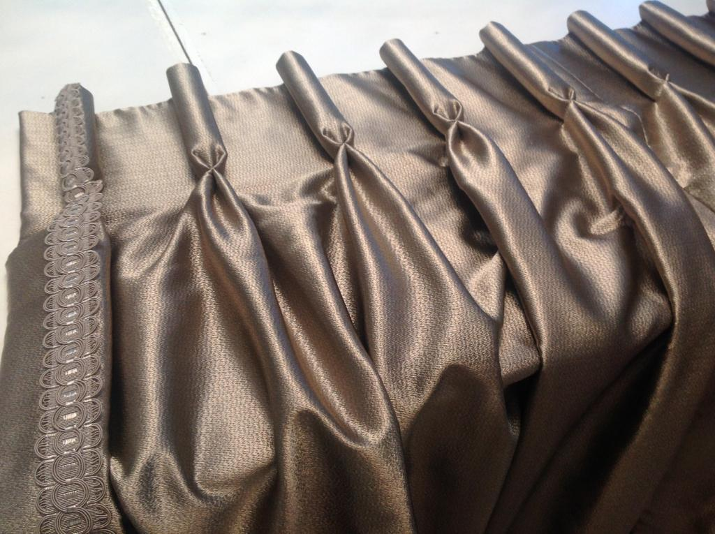 Curtain sewing