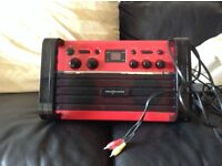 Karaoke machine,used for 1 day,ex condition,cost £80