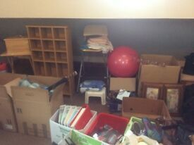 House clearance items
