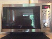 Baumatic microwave oven