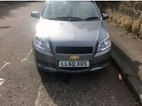 CHEAP CHEVROLET AVEO ON A 60PLATE AT ONLY £1395