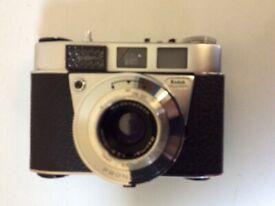Vintage Kodak camera 1963