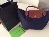 Longchamp designer handbag