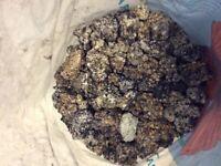 Alfagrog biological filter medium x 10 Kg (100Kg) available