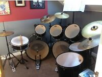 Pearl SST Limited Edition Drum Kit With Protone Drum Heads