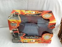 Doctor who radio controlled K9 dog still boxed