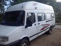 2005 LDV 400 Convoy Campervan - Manual