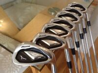 As new Mizuno JPX 825 Pro Forged Irons
