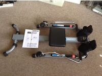 Rowing Machine Pro Fitness...excellent condition