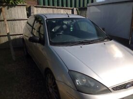 Ford Focus ST 170 2003 53 reg 6 speed manual