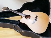 Left Hand Takamine Electro Acoustic EN - 10C - LH - Condition: Mint - Year August 1990