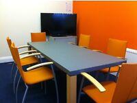 30 desks available now for £220.00 per desk per month