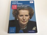 Oxford AQA History The Making of Modern Britain 1951-2007