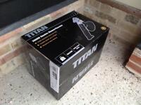 ELECTRIC BLOWER/ VACUUM 2800W. UNUSED (NEW AND BOXED). WARRANTY (ALMOST TWO YEARS)