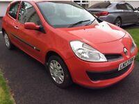 2008 Renault Clio 1.5 DCI £30 tax