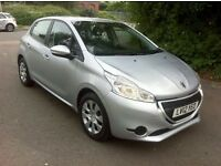 Peugeot 208 Access 1.2- LOW MILES- 5 Door- CHEAP INSURANCE- 1 Owner